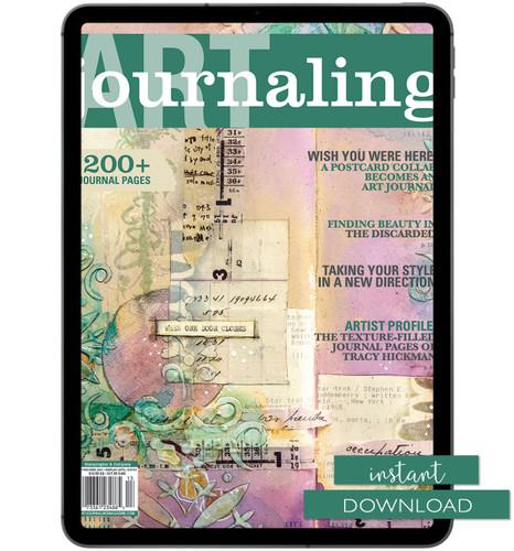 Art Journaling Autumn 2021 Instant Download
