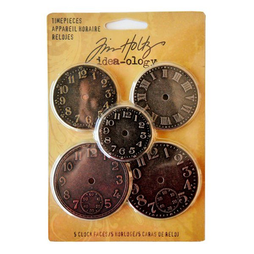 Advantus Tim Holtz Idea-ology Time Pieces