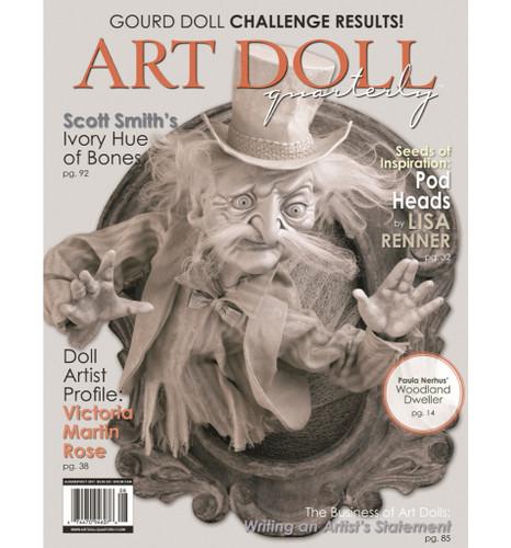Art Doll Quarterly Autumn 2011