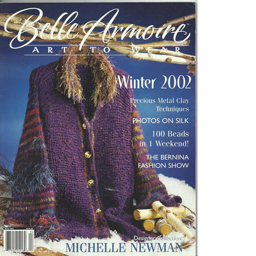 Belle Armoire Winter 2002