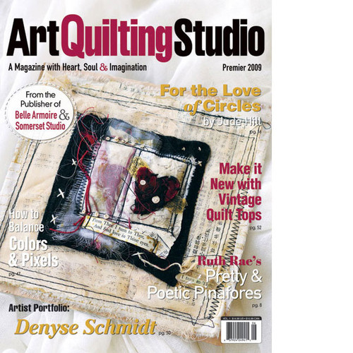 Art Quilting Studio Summer 2009