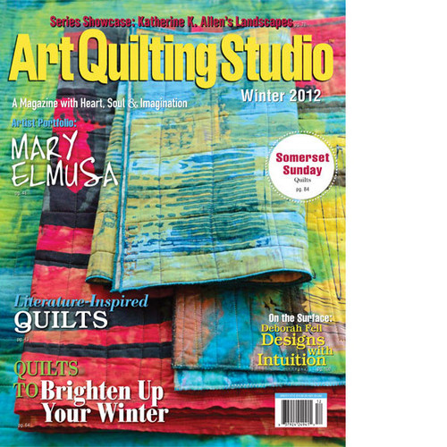 Art Quilting Studio Winter 2012