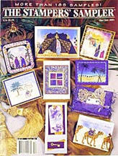The Stampers' Sampler Dec/Jan 2001