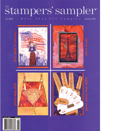 The Stampers' Sampler Jun/Jul 2002