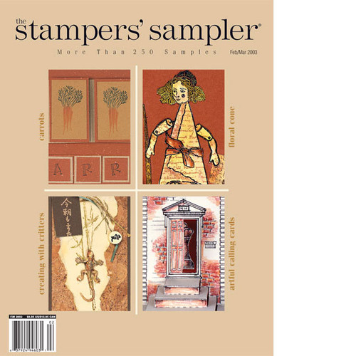 The Stampers' Sampler Feb/Mar 2003