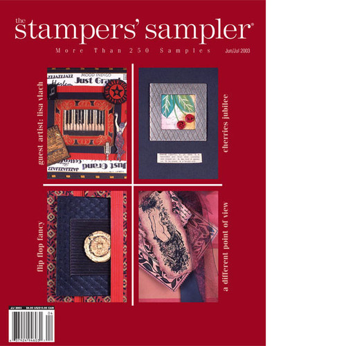 The Stampers' Sampler Jun/Jul 2003