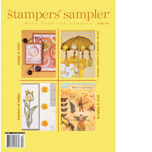 The Stampers' Sampler Feb/Mar 2004