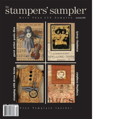 The Stampers' Sampler Jun/Jul 2005