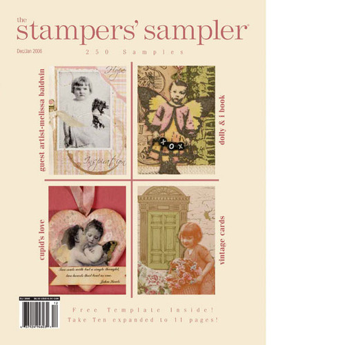 The Stampers' Sampler Dec/Jan 2006