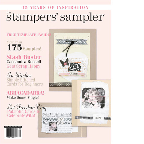 The Stampers' Sampler Jun/Jul 2008