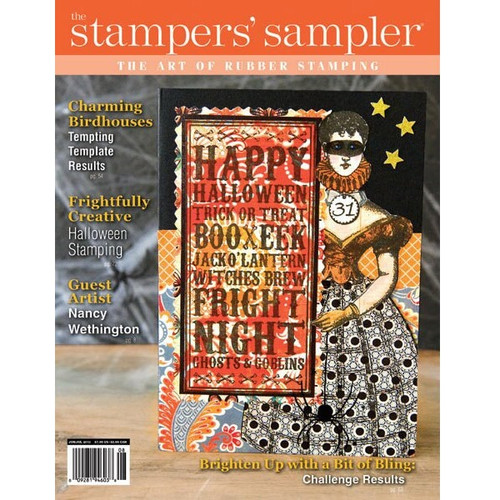 The Stampers' Sampler Aug/Sep 2010