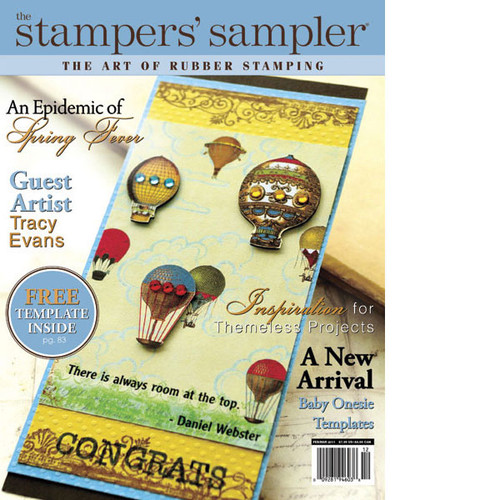 The Stampers' Sampler Feb/Mar 2011