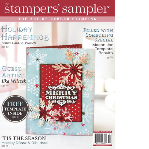 The Stampers' Sampler Oct/Nov 2011