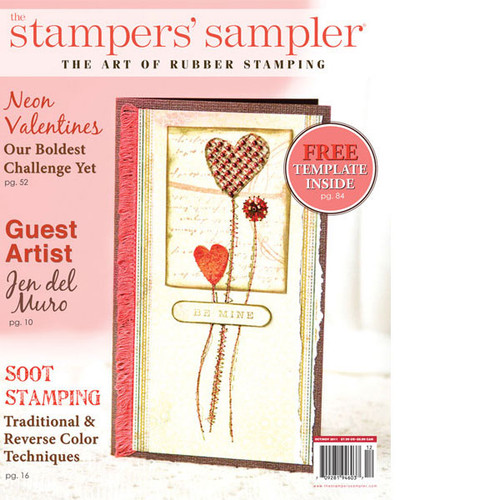 The Stampers' Sampler Dec/Jan 2012