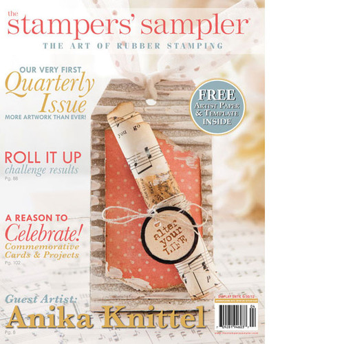 The Stampers' Sampler Spring 2012