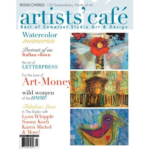 Artists' Cafe 2007 Volume 1