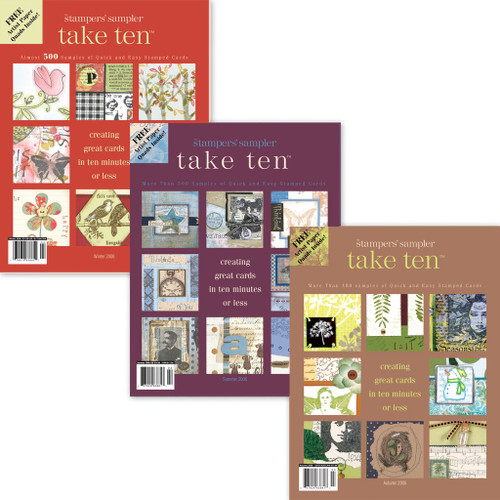 Take Ten Special Bundle Package — Set of 3