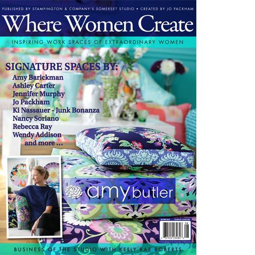 Where Women Create Autumn 2010