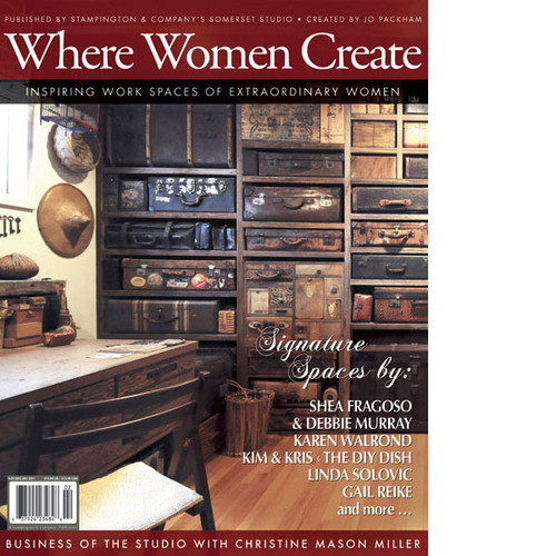 Where Women Create Spring 2011