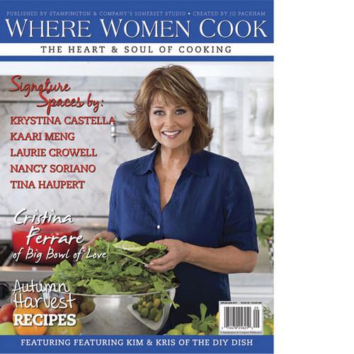 Where Women Cook Autumn 2011