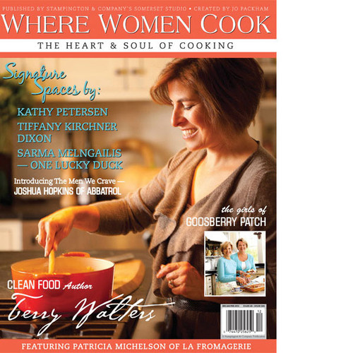Where Women Cook Winter 2012