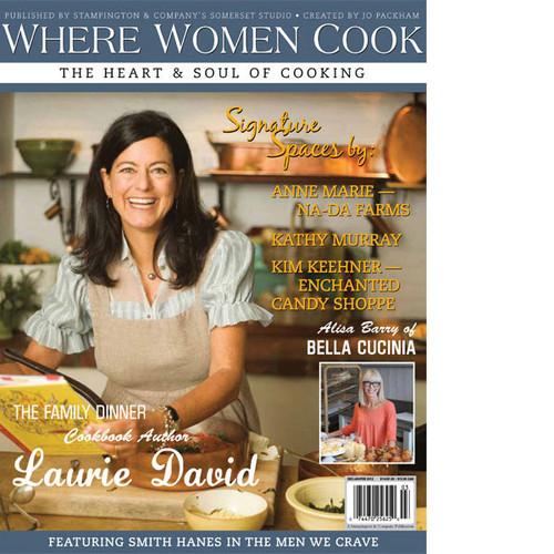 Where Women Cook Spring 2012