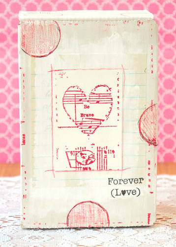 Beloved — Valentine's Day Boxes Project by Kristen Robinson