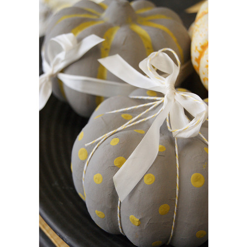 Perfectly Painted Pumpkins Project