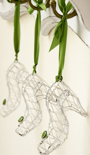 Mini Shoe Ornaments Project