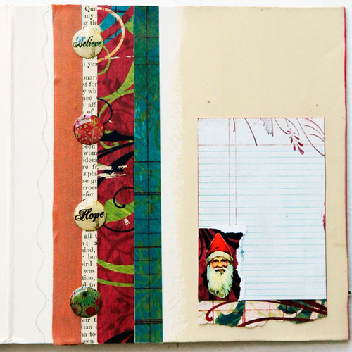 Holiday Guest Book Project by Shona Cole