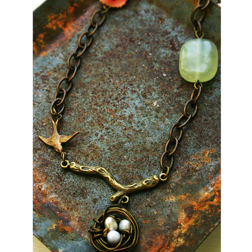 Vintage Inspired Jewelry Project by Melissa Mercer