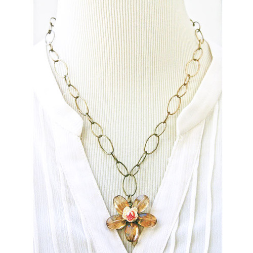 One Necklace — Three Ways to Wear It  Project