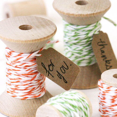Divine Spools of Twine Project