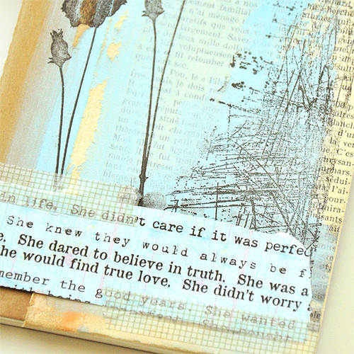 Believe in the Truth Mixed-Media Journal Project