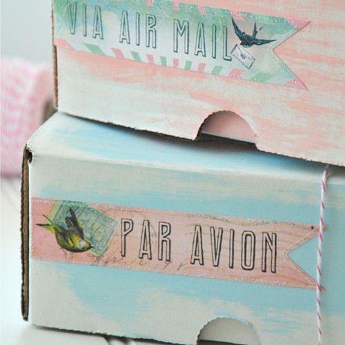Via Air Mail Project