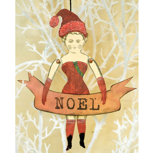 Dolled Up Ornament Project by Sarah Meehan