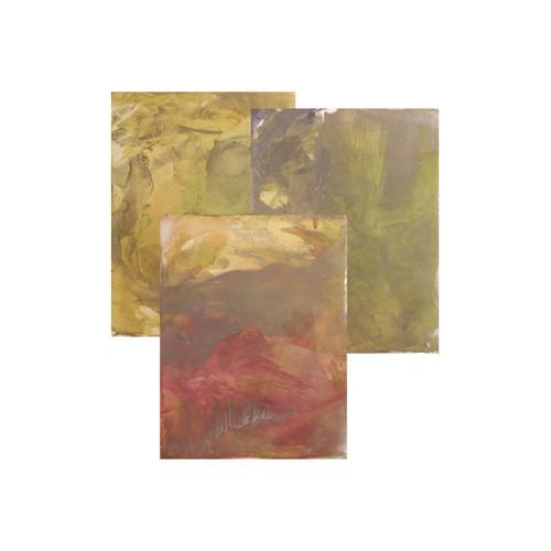 Metallic Paper Project by Diane Michioka