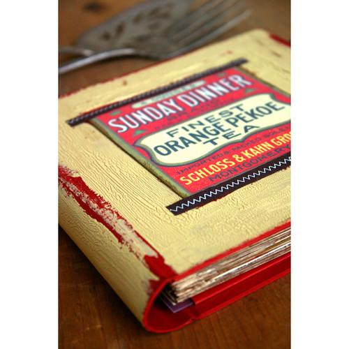 Rustic Recipe Book Project