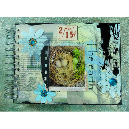 The Earth book: Project by Audrey Hernandez