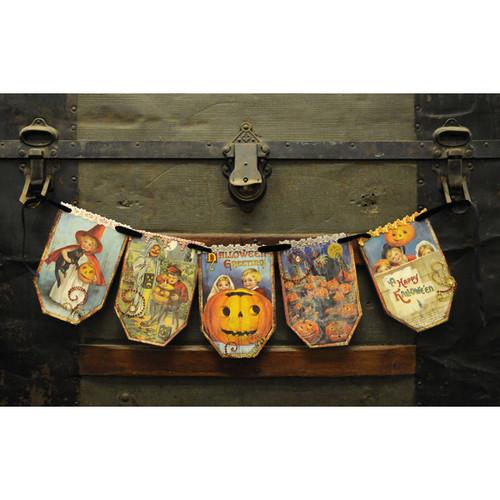 Happy Halloween Banner Project