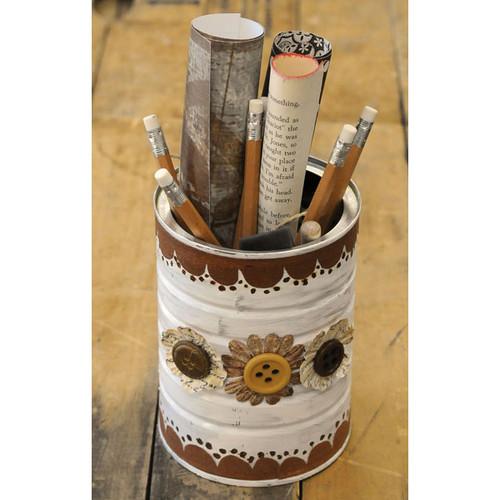 Art Supplies Mini Gift Tin Project