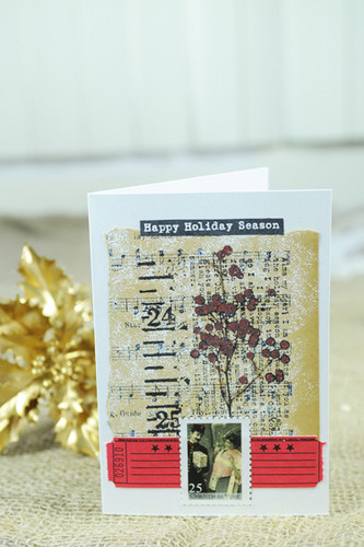 Christmas Cards Project by Audrey Hernandez