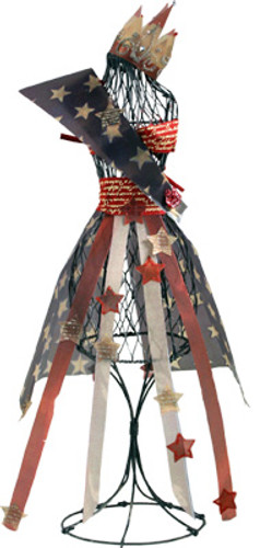 Ms. Liberty Project by Diane Michioka