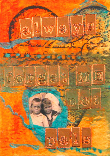 Always Pals Project by Debbie Metti