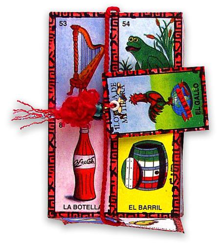 Loteria Card Box Project by Mona Gettmann