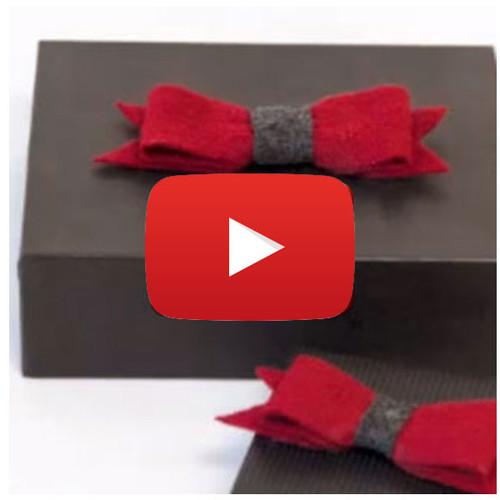 Decorative Bows Tutorial Video
