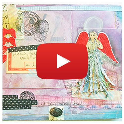Altered Cigar Box Video By Samantha Kira Harding