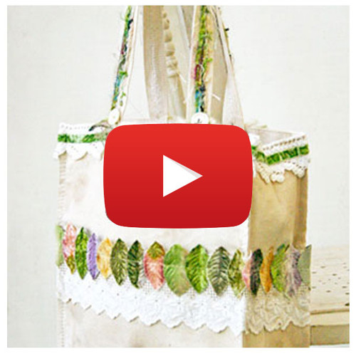 Alter A Tote Video By Roben-Marie Smith