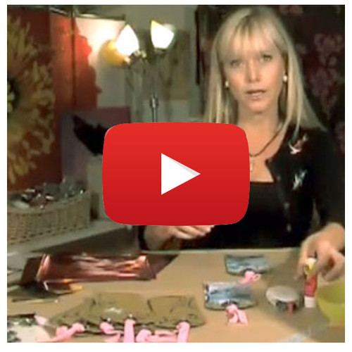 Foiled Gift Tags Video By Christine Adolph