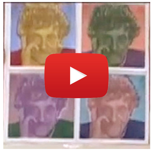 Pop Art Storage Box Video By Sarah Meehan